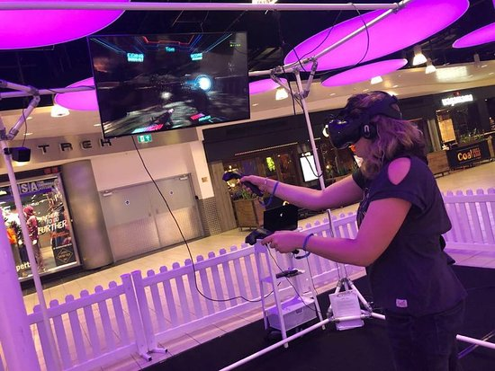 Rush VR at XSCAPE Milton Keynes