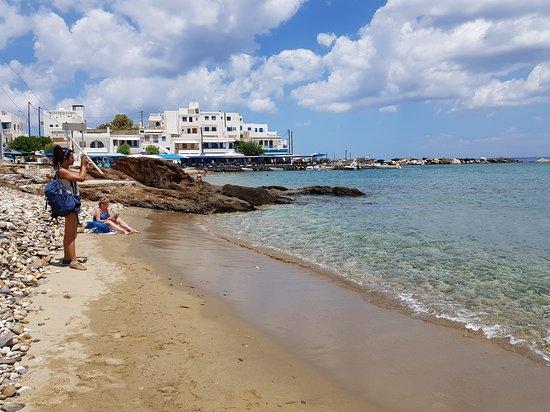 Απόλλωνας, Ελλάδα: schöner Gesamteindruck