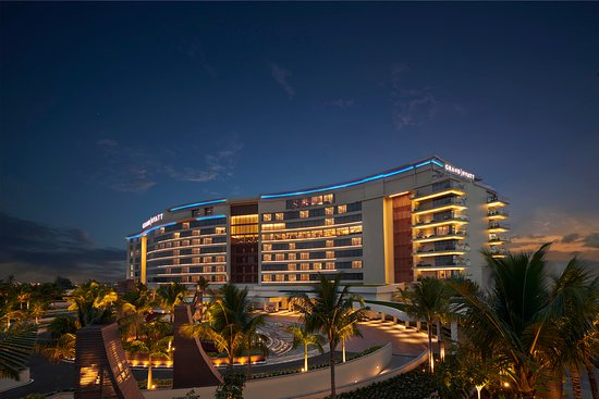 Grand Hyatt Kochi Bolgatty