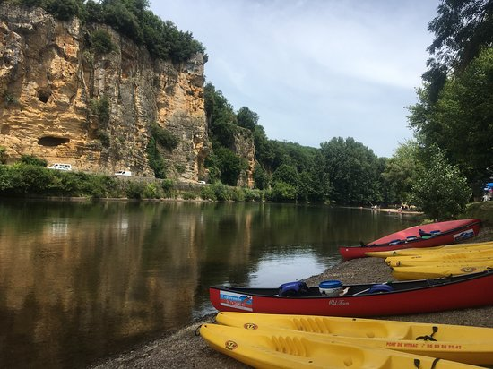 Saint-Julien-de-Lampon, France: River Dordogne