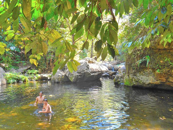 Cairns, Australia: Beautiful Stoney Creek