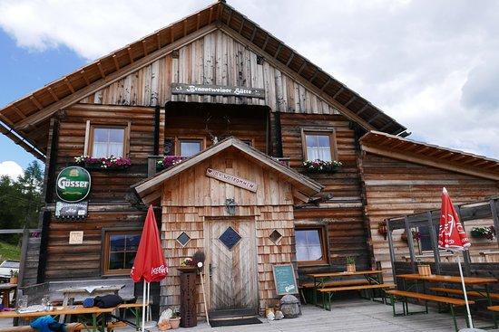 Sankt Margarethen im Lungau, النمسا: The Hut