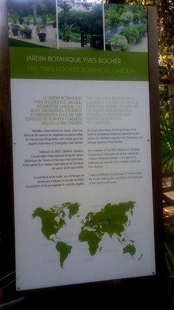 Jardin Botanique Yves Rocher Excentre De La Ville Picture Of