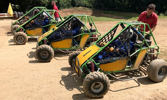 Mountain Mayhem: Rally Karting