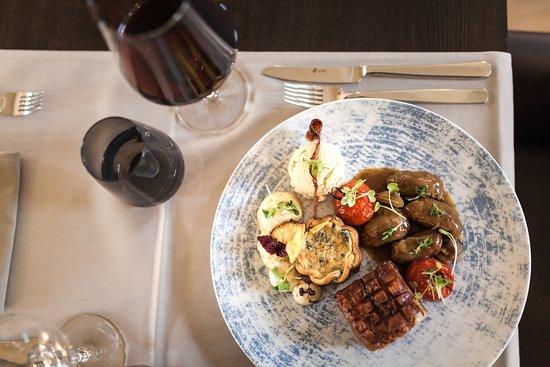 von Bora Restaurant: Lutherteller