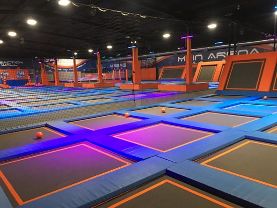 Freestyle Trampoline Parks