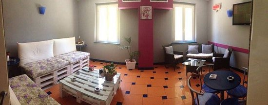 Allerona, Italia: Sala fumatori & relax