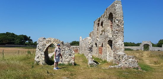 Dunwich, UK: getting in touch with the history