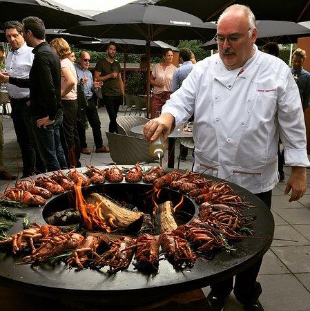 Vilvoorde, Belgien: Chef Marc Clement - BBQ @ The Bistronomy