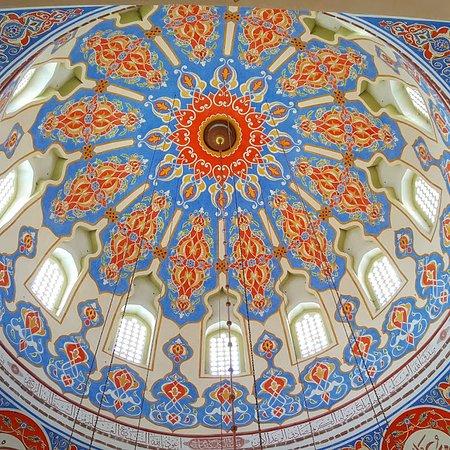 Ferhadija Mosque: Interior