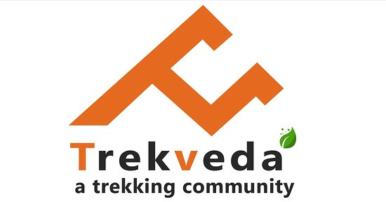Trekveda - Logo