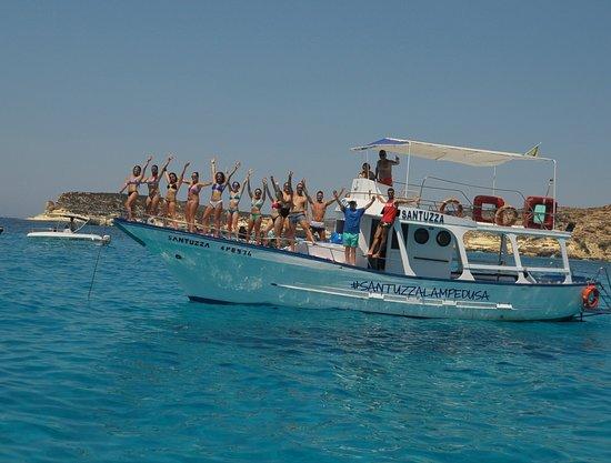 Barca Santuzza