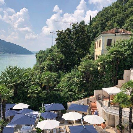Vico Morcote, Schweiz: Swiss Diamond Hotel Lugano