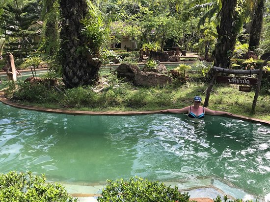 Nattha Waree Hot Spring Resort and Spa: Июль 2018