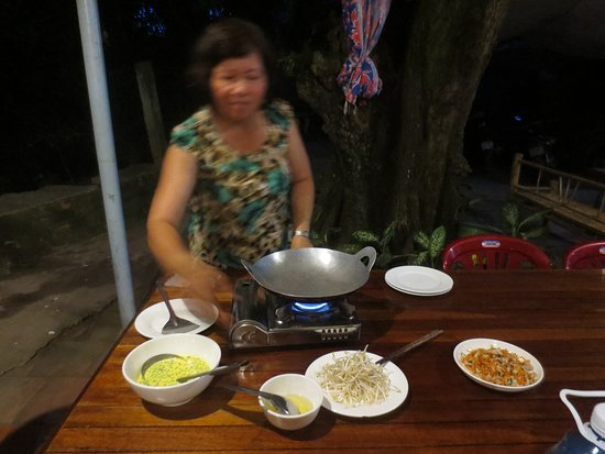 Cai Be, Vietnam: Cooking class with host