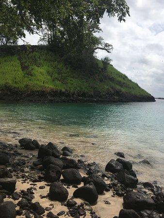 Sao Tome, Sao Tomé et Principe: Lagoa Azula Juin 2018