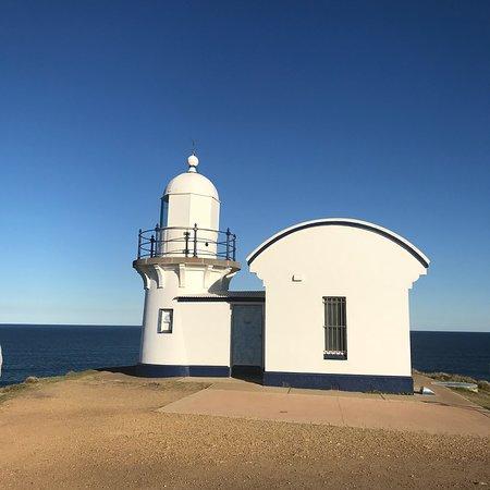 Tacking Point Lighthouse ภาพถ่าย