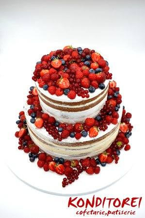 Radauti, Romênia: Wedding cake