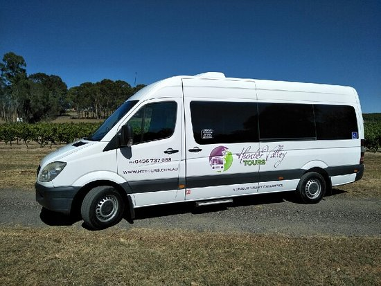 Cessnock, Australia: Travel in comfort and style with a late model Mercedes Sprinter
