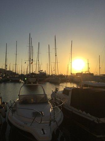 Gibraltar Town Foto