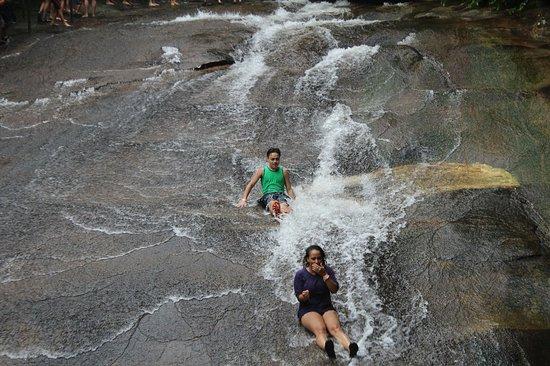 Sliding Rock صورة فوتوغرافية