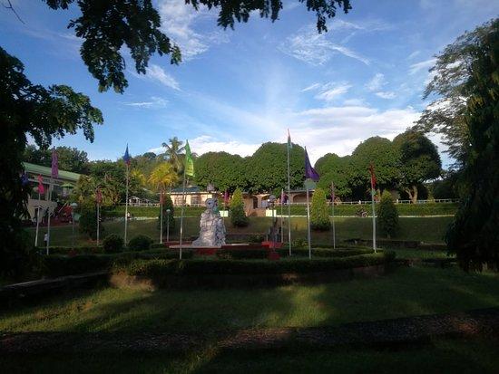 Aklan Province, Philippinen: Manduyog Hills in ASU Campus