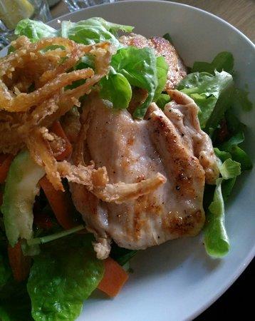 Bootlegger Coffee Company (Harrington): Chicken salad