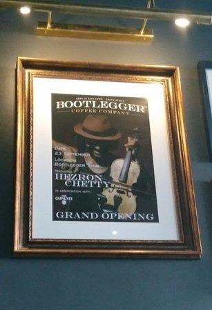 Bootlegger Coffee Company (Harrington): Interior
