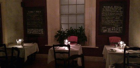 Societi Bistro: Dining area