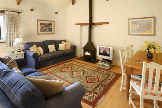 Cardinham, UK: Hayloft cottage