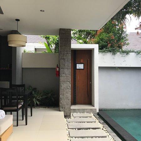 Beautiful villa, exceptional customer service