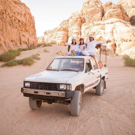 Wadi Rum Stillness Tours