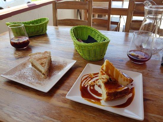 Taganana, Spain: Desserts