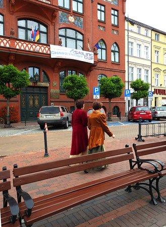 Chojnice, Polônia: A Panie to z jakiej epoki ?