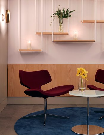 Renaissance Warsaw Airport Hotel: Spa For You - Waiting Area