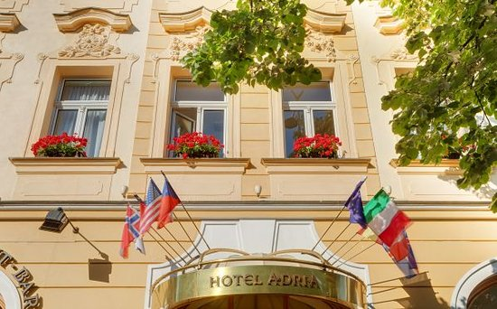 Adria Hotel Prague: getlstd_property_photo