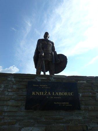 Medzilaborce, Slovakia: Knieža Laborec