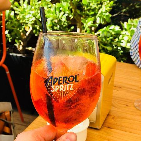 Photo1 Jpg Picture Of Terrazza Aperol Spritz Barcelona