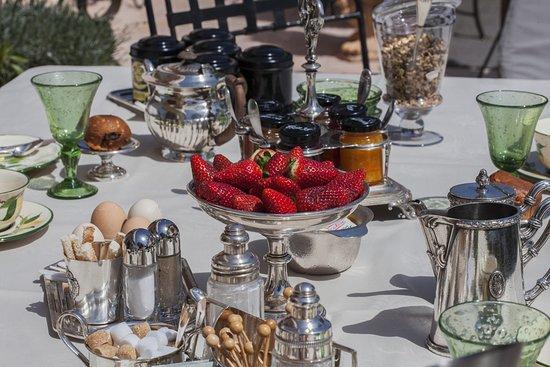 Corse-du-Sud, France: Petit Déjeuner
