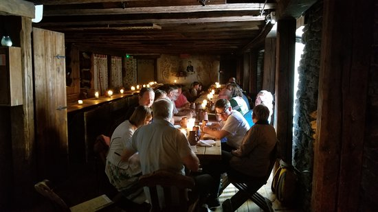 Olde Hansa: Groups large or small enjoy the ambience