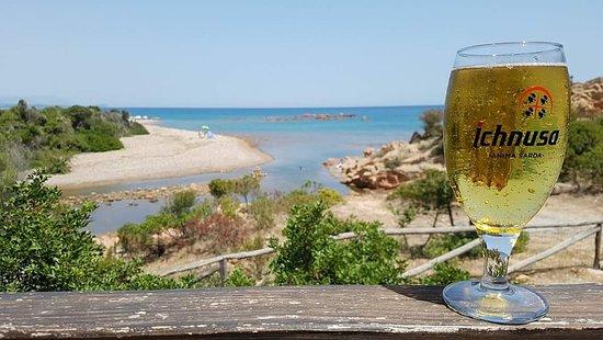 Marina di Gairo, Włochy: Chiosco Bar Baccu e Praidas