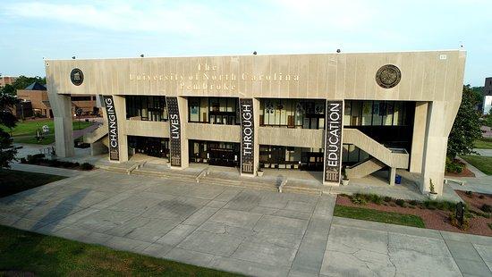 Pembroke, Carolina del Norte: Givens Performing Arts Center