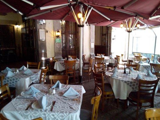 Vista De La Terraza Picture Of Restaurante Bar 1810