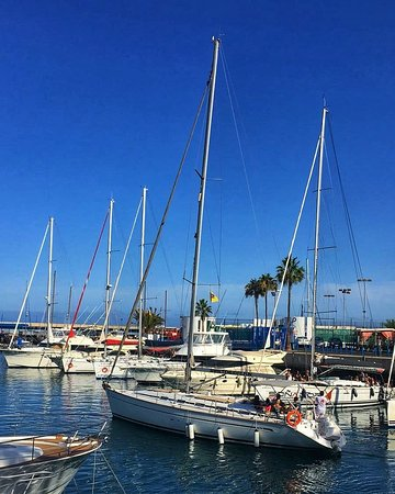 Amaro Pargo Private Yacht Tours | Port Colon, Santa Cruz de Tenerife