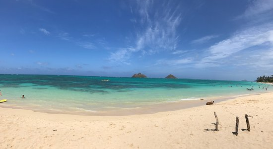 Lanikai beach hawaii address book