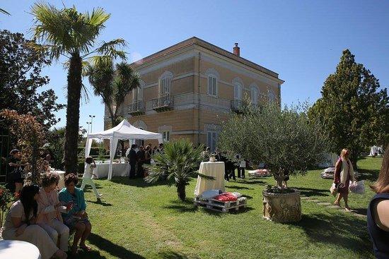 Museo della civilta contadina e fattoria didattica Sant'Andrea: Location per matrimoni all'aperto