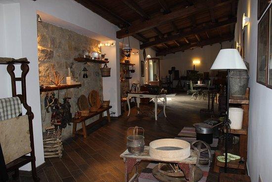 Museo della civilta contadina e fattoria didattica Sant'Andrea: Museo della civiltà contadina