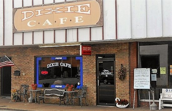Dixie Cafe, Byrdstown, TN