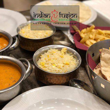 Indian Fusion (Authentic Indian Food)
