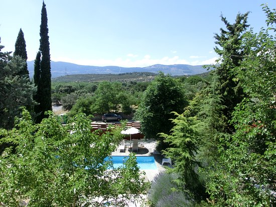 Collado Mediano, España: view from room